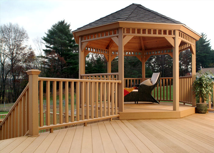 Decks and Gazebos